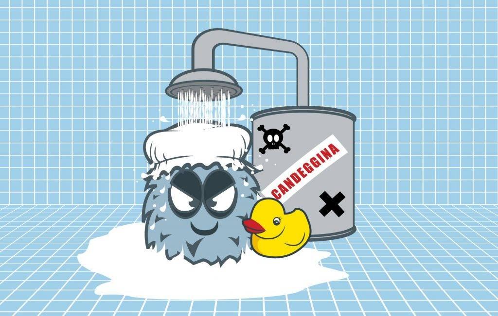 Ipoclorito di sodio e muffa tutto quello che dovresti - Muffa nella doccia ...