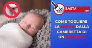 muffa cameretta neonato