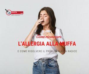 allergia alla muffa