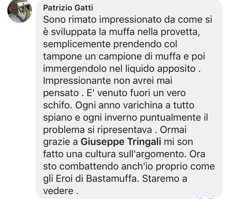 testimonianza bastamuffa