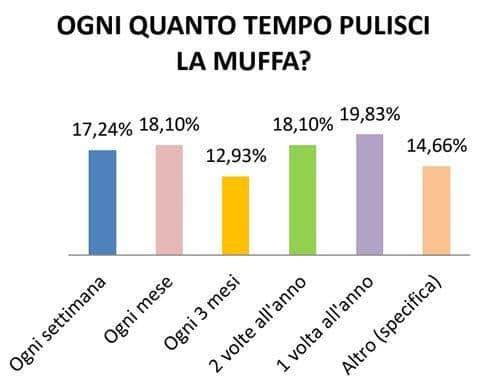 grafico muffa