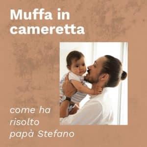 muffa in cameretta