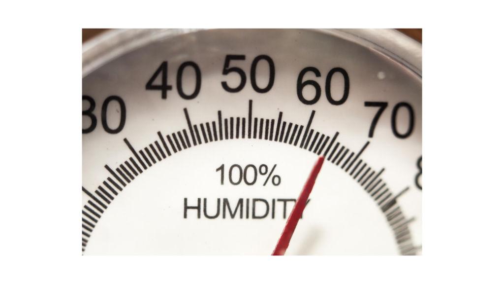 igrometro per misurare umidità