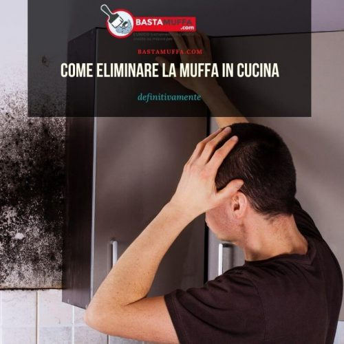 muffa in cucina